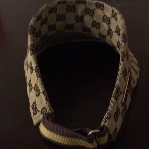 93bef1d9658 Gucci Accessories - Gucci sports hat.